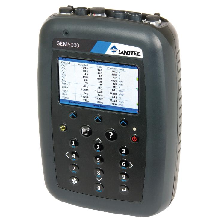 Gem5000 Series Landtec North America